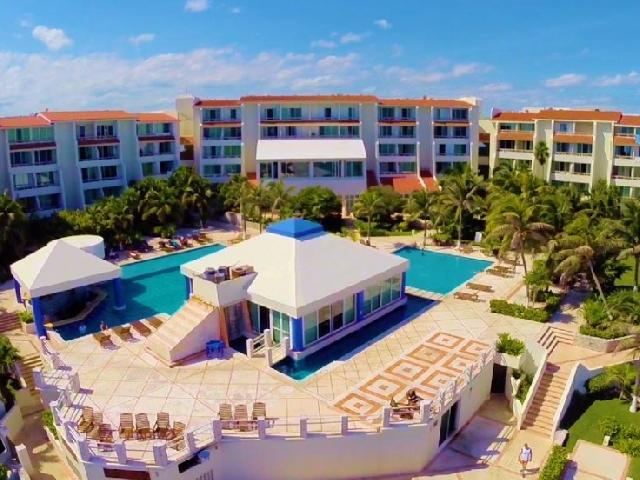 Solymar Beach Resort - Cancun Mexico