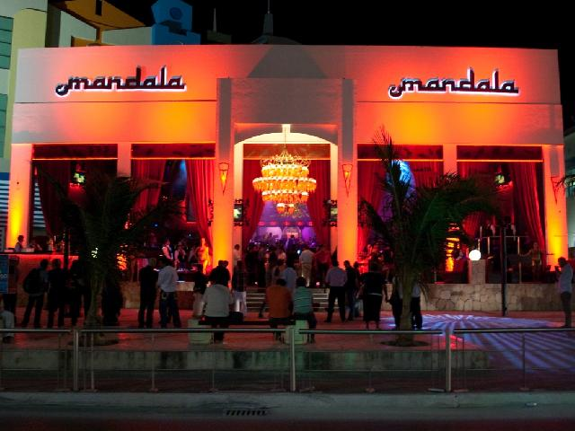 Mandala Venue Outside
