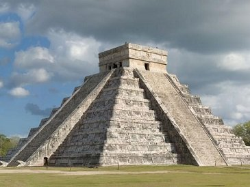 Chichen Itza in Cancun Mexico