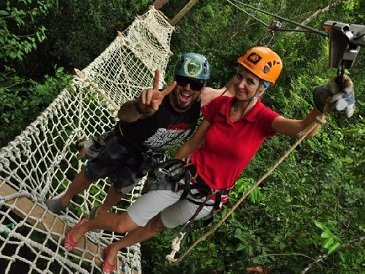 Extreme Canopy and Zip Lines Tours