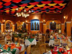 Krystal Cancun - Hacienda El Mortero Restaurant