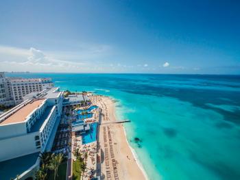 Hotel Riu Caribe Cancun Mexico