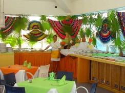 Solymar Beach Resort - La Isla Restaurant Buffet