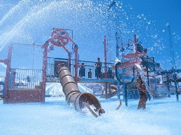 Cancun Wet N Wild Waterpark