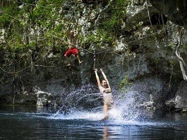 Cancun Zip and ATV Jungle Adventure