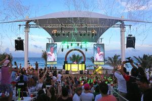 Oasis DanceU Concert